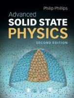 Cover image for Advanced solid state physics