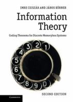 Cover image for Information theory : coding theorems for discrete memoryless systems
