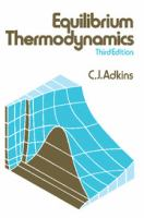 Cover image for Equilibrium thermodynamics
