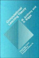 Cover image for Computational learning theory : an introduction