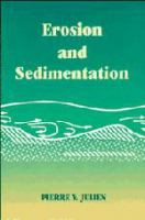 Cover image for Erosion and sedimentation