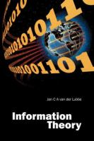 Cover image for Information theory