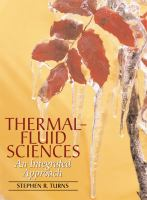 Cover image for Thermal-fluid sciences : an integrated approach