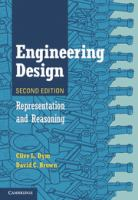 Cover image for Engineering design : representation and reasoning