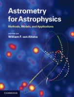 Cover image for Astrometry for astrophysics : methods, models, and applications