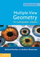Cover image for Multiple view geometry in computer vision