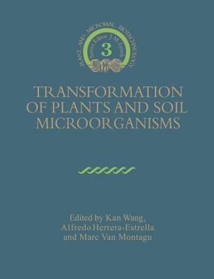 Cover image for Transformation of plants and soil microorganisms