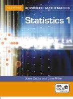 Cover image for Statistics 1