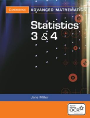 Cover image for Statistics 3 & 4
