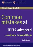 Cover image for Common mistakes at IELTS advanced--d how to avoid them
