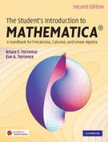 Cover image for The student's introduction to Mathematica : a handbook for precalculus, calculus, and linear algebra