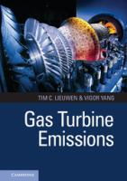 Cover image for Gas turbine emissions