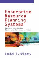 Cover image for Enterprise resource planning systems : systems, life cycle, electronic commerce, and risk