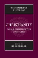 Cover image for World Christianities c. 1914-c. 2000