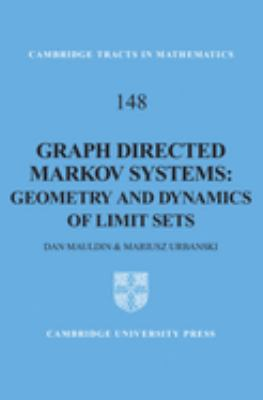 Cover image for Graph directed Markov systems : geometry and dynamics of limit sets