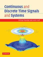 Cover image for Continuous and discrete time signals and systems