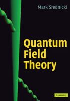 Cover image for Quantum field theory