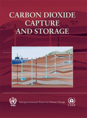 Cover image for IPCC special report on carbon dioxide capture and storage