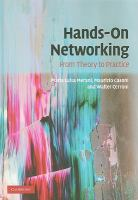 Cover image for Hands-on networking : from theory to practice