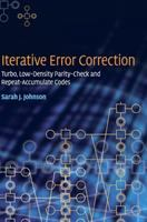 Cover image for Iterative error correction : turbo, low-density parity-check and repeat-accumulate codes
