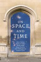Cover image for On space and time