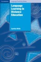 Cover image for Language learning in distance education