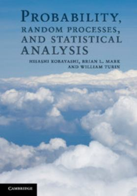Cover image for Probability, random processes, and statistical analysis