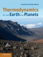 Cover image for Thermodynamics of the earth and planets