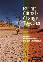 Cover image for Facing climate change together