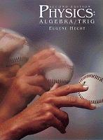 Cover image for Physics : algebra/trig