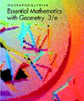 Cover image for Essentials mathematics with geometry