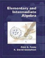 Cover image for Elementary and intermediate algebra
