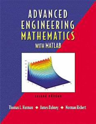 Cover image for Advanced engineering mathematics with MATLAB
