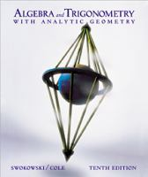 Cover image for Algebra and trigonometry with analytic geometry