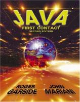 Cover image for Java : first contact