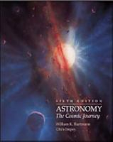 Cover image for Astronomy : the cosmic journey