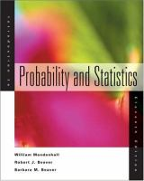 Cover image for Introduction to probability and statistics