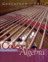 Cover image for College algebra