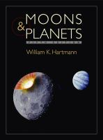 Cover image for Moons & planets