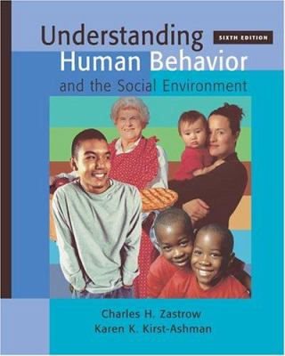 Cover image for Understanding human behavior and the social environment