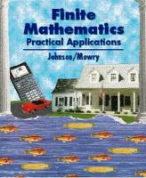Cover image for Finite mathematics:  practical applications