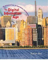 Cover image for The digital information age : an introduction to electrical engineering