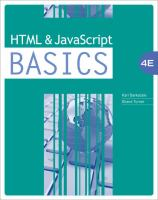Cover image for HTML and javascript BASICS