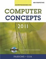 Cover image for New perspectives on computer concepts, 2011, comprehensive