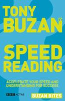 Cover image for Speed reading