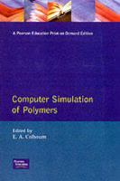 Cover image for Computer simulation of polymer