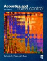 Cover image for Acoustics and noise control