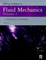 Cover image for Solving problems in fluid mechanics