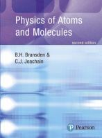 Cover image for Physics of atoms and molecules