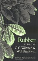 Cover image for Rubber